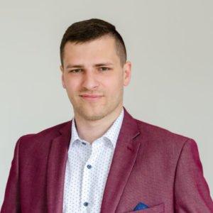 Skontaktuj sie z doradcą kredytowym dla firm - Michał Partyka