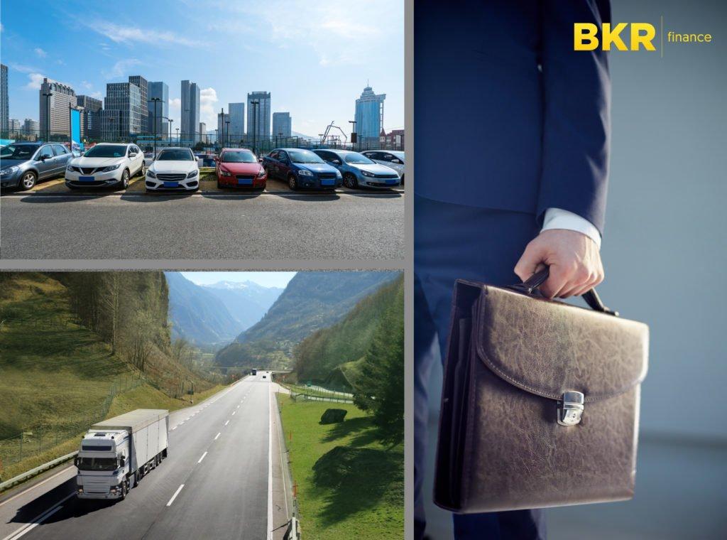 Kredyty dla branży transportowej