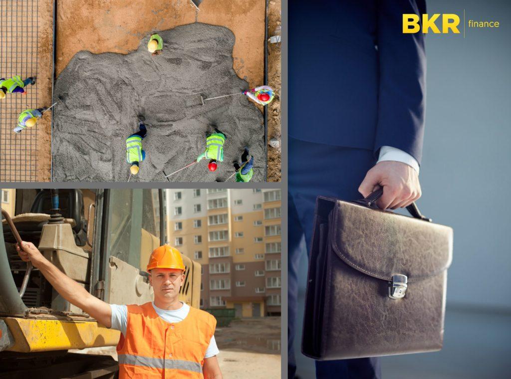 kredyt dla branży budowlanej z pomocą doradców z BKR Finance