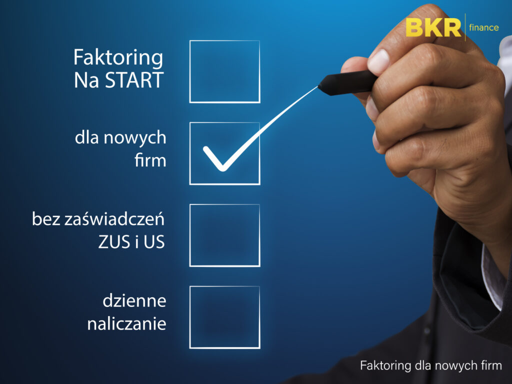 Faktoring dla nowych firm i rodzaje faktoringu